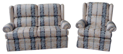 President sofa and chair