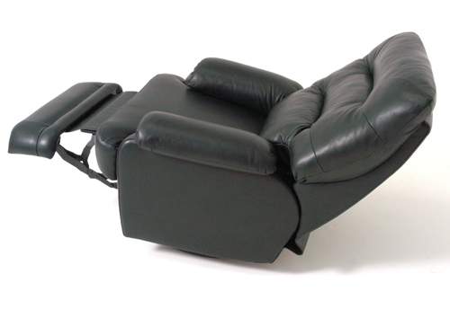 Kovacs Euro recliner in leather