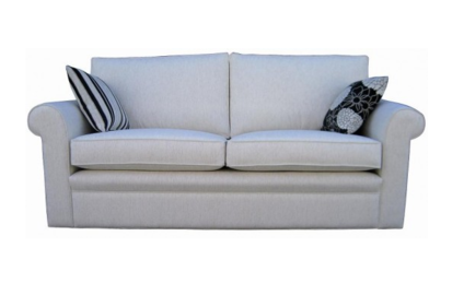 Pace furniture Bel Air settee with rolled arm