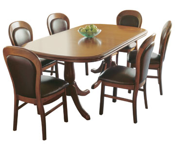 Davies Classic Kauri Extension Dining Table