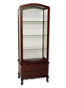 Davies Dome Top China Cabinet