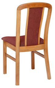 Sorenmobler Verso padded back dining chair