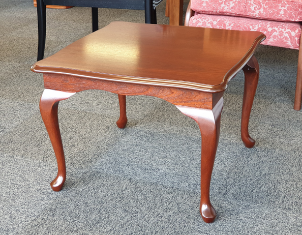 Fitzroy Queen Anne Lamp Table