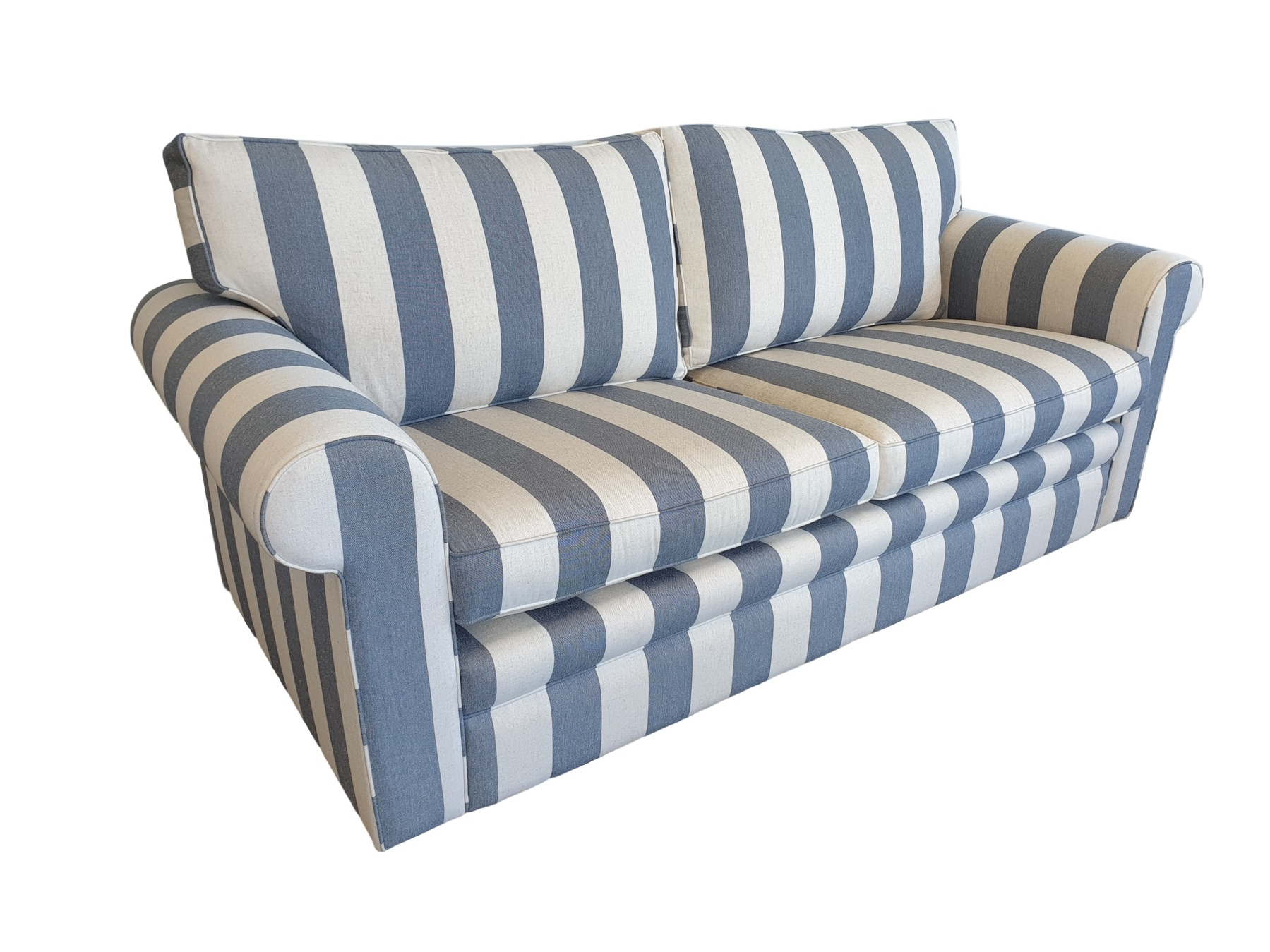 Pace Bel Air sofa with Rolled Arm