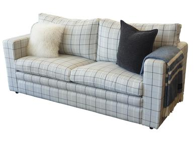 Pace furniture Bel Air sofa with flat arm