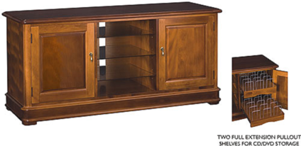 Davies Classic Kauri Entertainment Unit