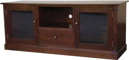 Davies French Provincial Low Entertainment Cabinet
