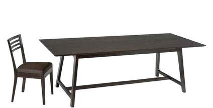Davies Alto Fixed Top Dining Table
