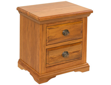 Sorenmobler River Crossings Bedside Cabinet