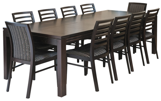 Sorenmobler Attra Extension 175 - 255cm Dining Table