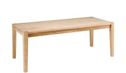 Davies Kapiti Fixed Top Dining Table