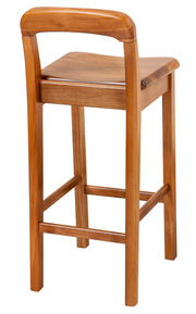 Sorenmobler Cobb Rimu Bar Stool